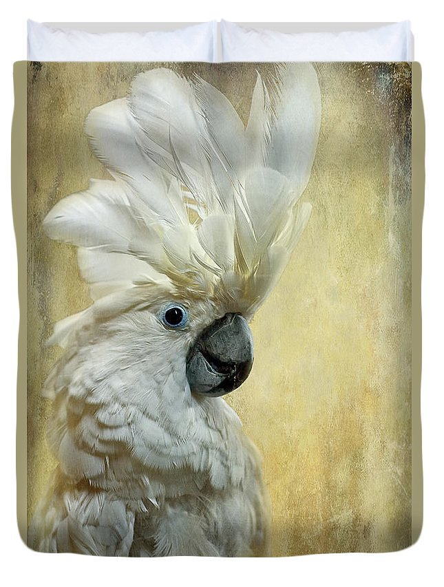 Cockatoo Duvet Covers