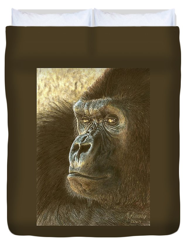 Gorilla Duvet Covers