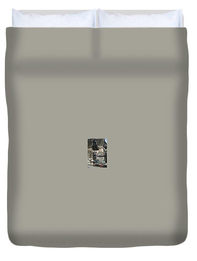 Horse Duvet Cover featuring the photograph Goyas Horse by Gaston B Duarte