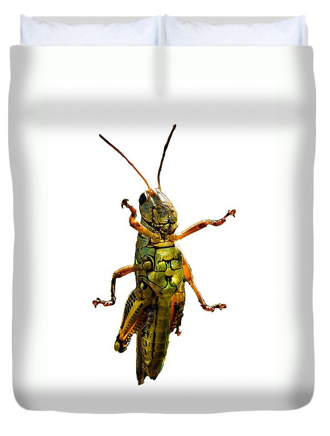Grasshopper Duvet Covers