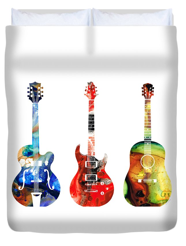 Country Music Duvet Covers
