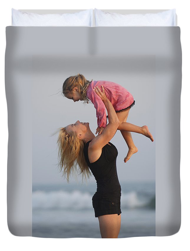 Happy Contest Duvet Cover featuring the photograph Happy Contest 12 by Jill Reger