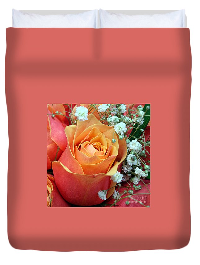 Kathy Bucari Duvet Cover featuring the photograph Have I Told You Lately That I Love You by Kathy Bucari