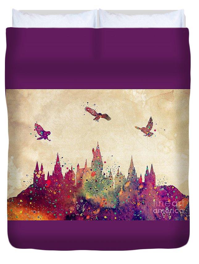 Hogwarts Duvet Covers