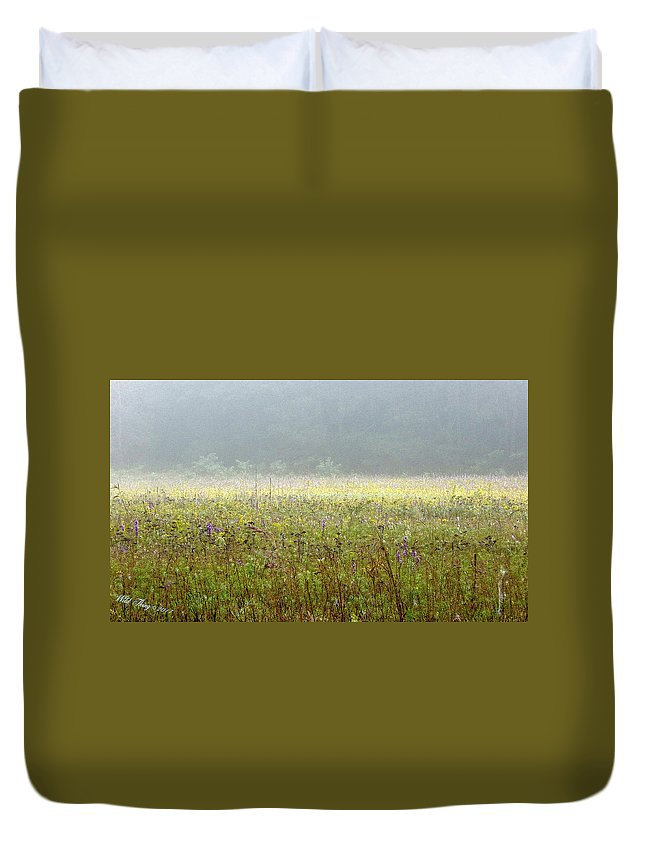 Summer Duvet Cover featuring the photograph Home by Wild Thing