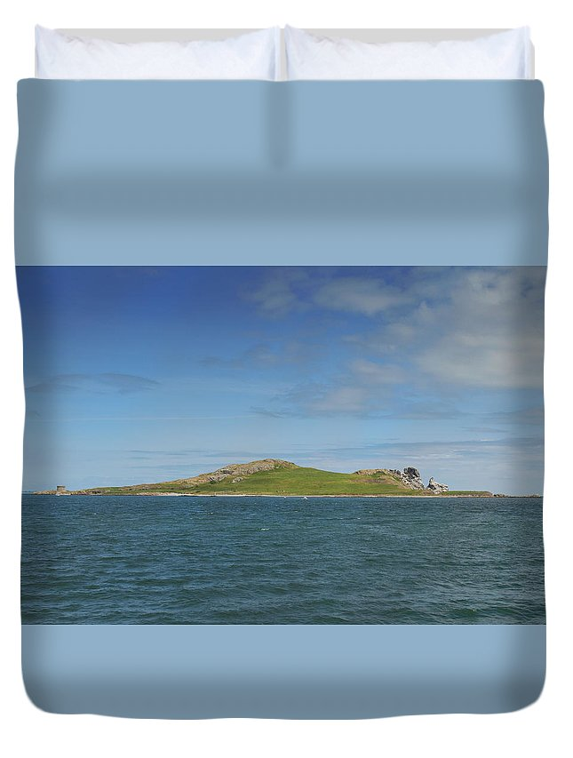 Howth Duvet Cover featuring the photograph Howth1 by Ashley Bedford