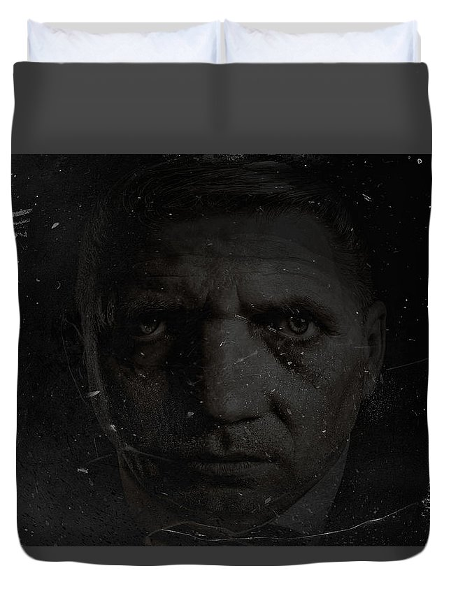 Imagine Duvet Cover featuring the photograph Imagine by Movie Poster Prints