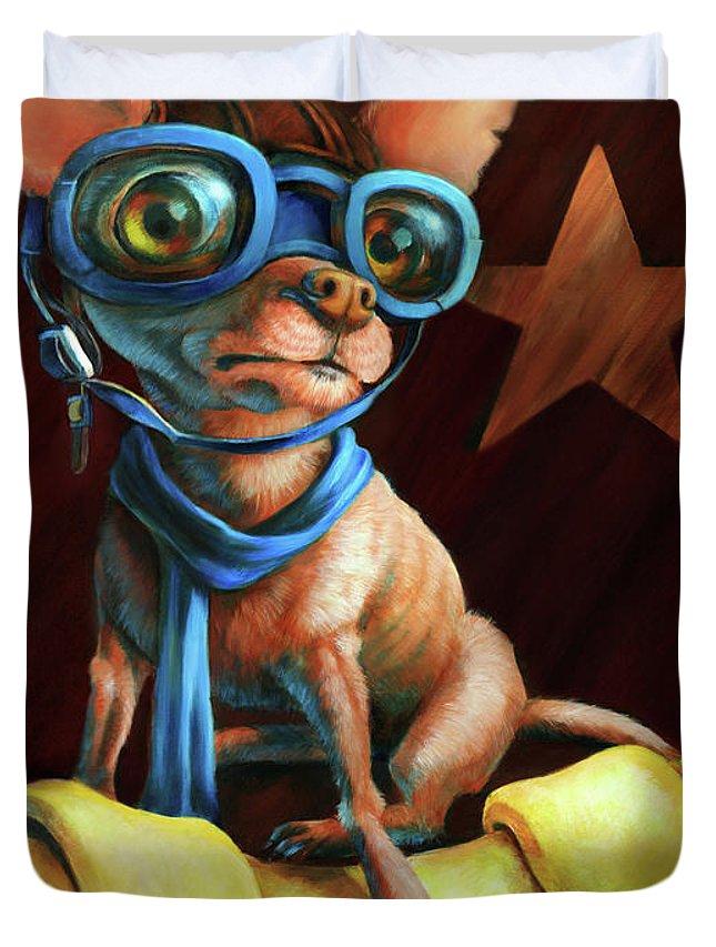 Chihuahua Duvet Covers