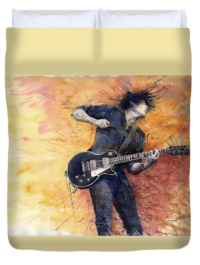 Rock Music Duvet Covers