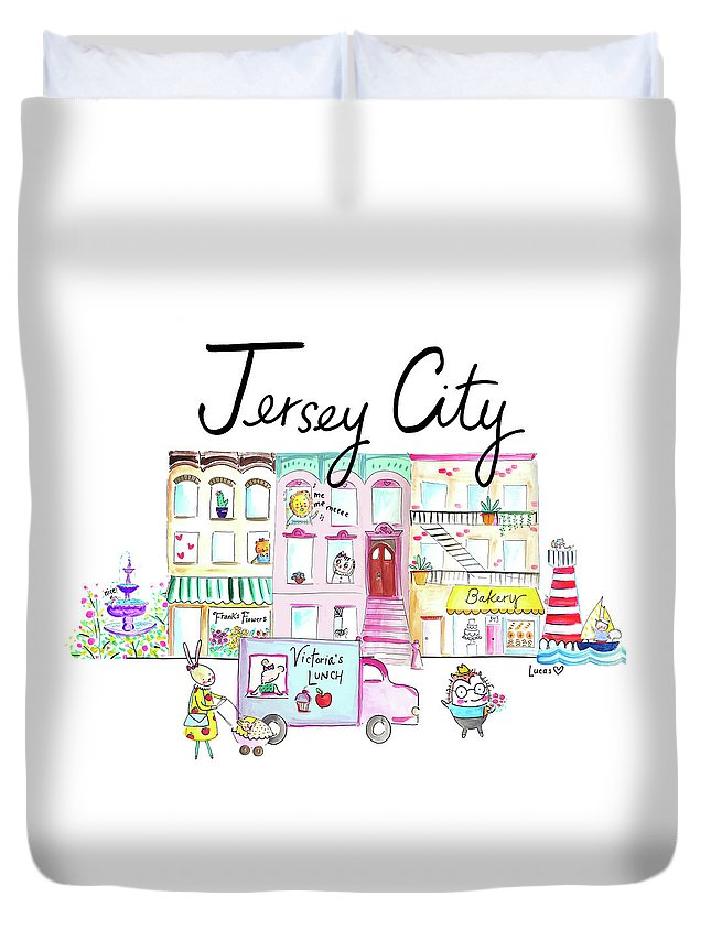 Jersey Duvet Covers