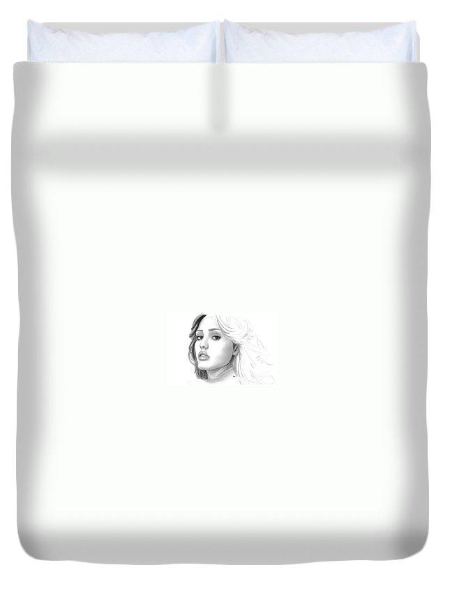 Jessica Alba Duvet Covers