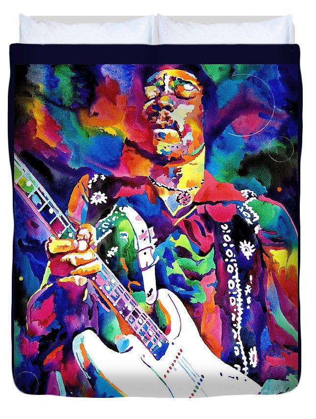 Rock Jimi Hendrix Music Duvet Covers