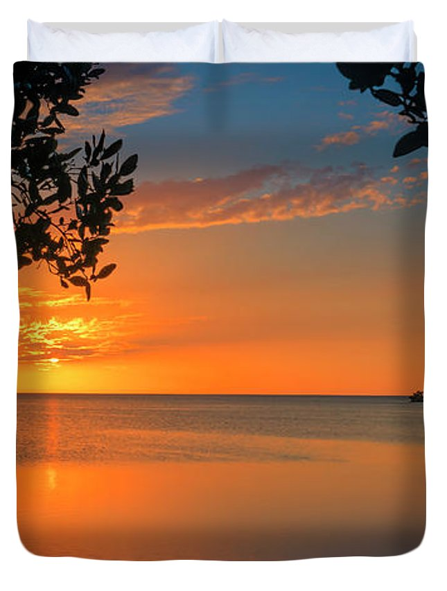 Gulf State Park Duvet Covers