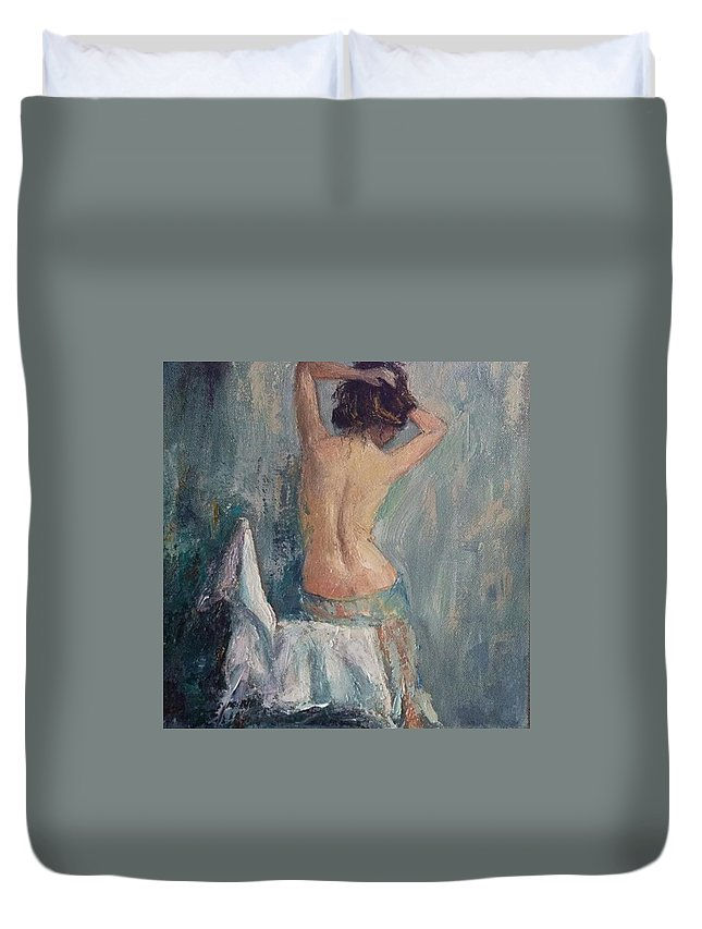 Nudes Duvet Covers