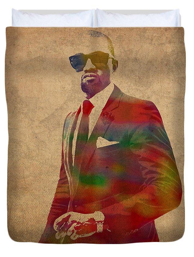 Kanye West Duvet Covers