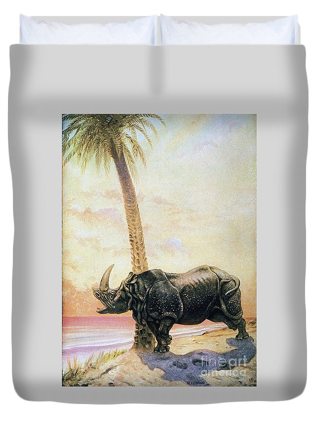 20th Century Duvet Cover featuring the photograph Kipling: Just So Stories by Granger