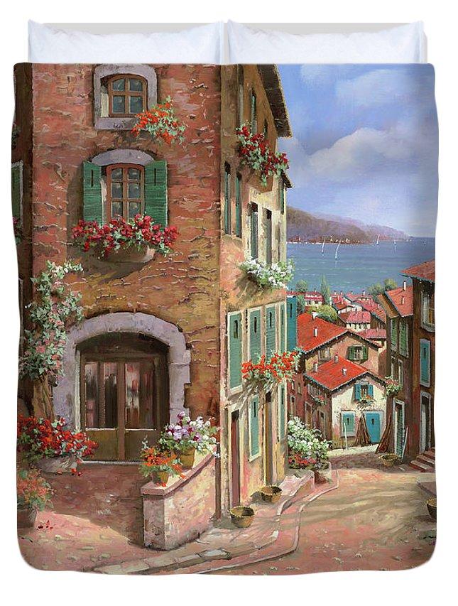Town Duvet Covers