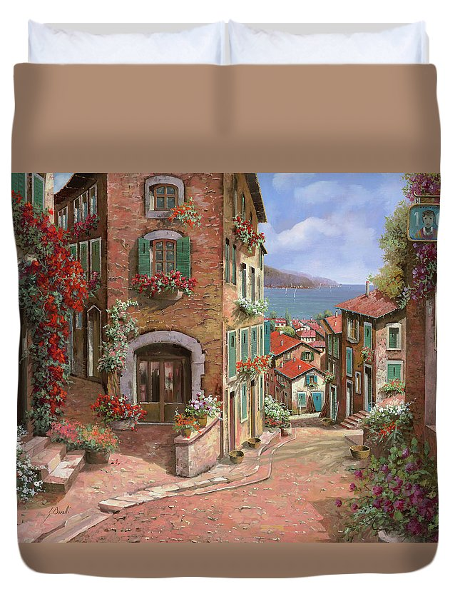 Town Duvet Covers