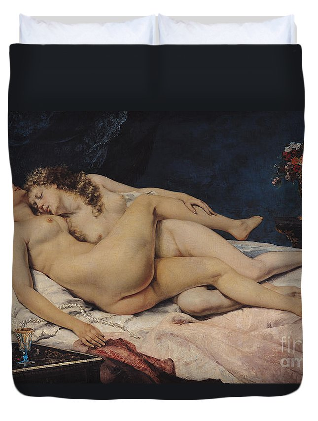 Designs Similar to Le Sommeil by Gustave Courbet