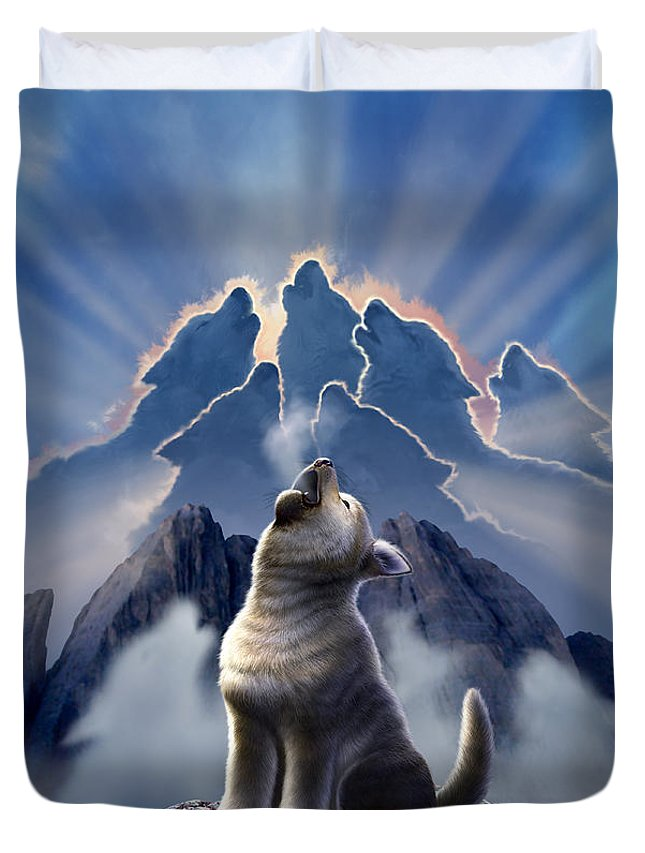 Canine Duvet Covers