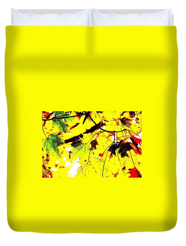 Lemonade Duvet Cover featuring the photograph Lemonade by Ed Smith