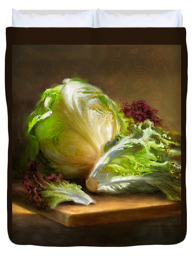 Lettuce Duvet Covers