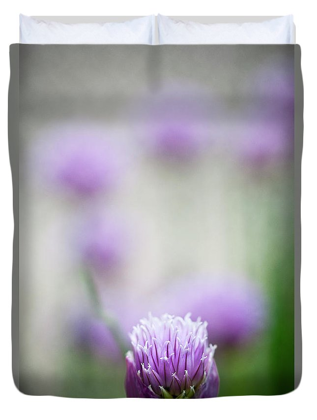 Blumwurks Duvet Cover featuring the photograph Life Euphoric by Matthew Blum