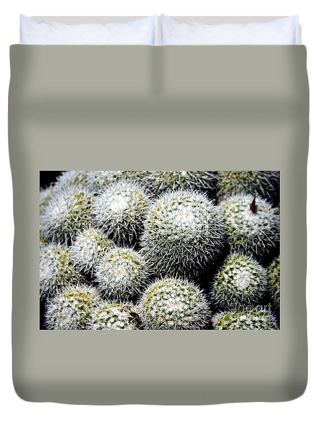 Clay Duvet Cover featuring the photograph Life Sucs by Clayton Bruster