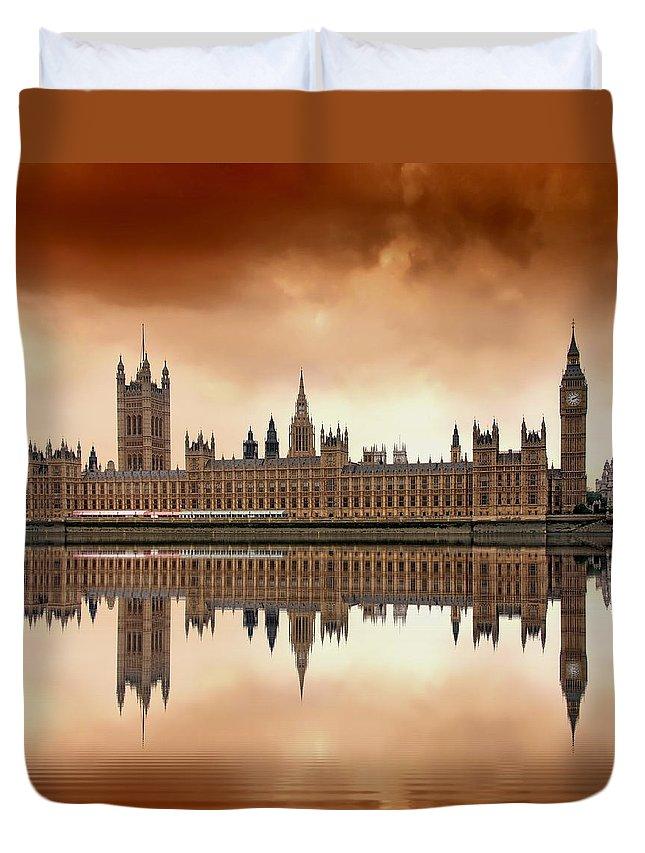 London Duvet Covers