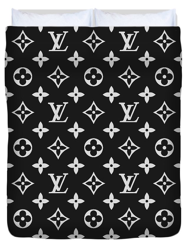 f3d6121756932 Louis Vuitton Pattern - Lv Pattern 06 - Fashion And Lifestyle Duvet Cover  for Sale by TUSCAN Afternoon