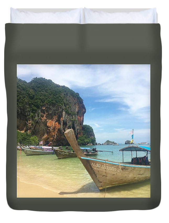 Tourism Duvet Covers
