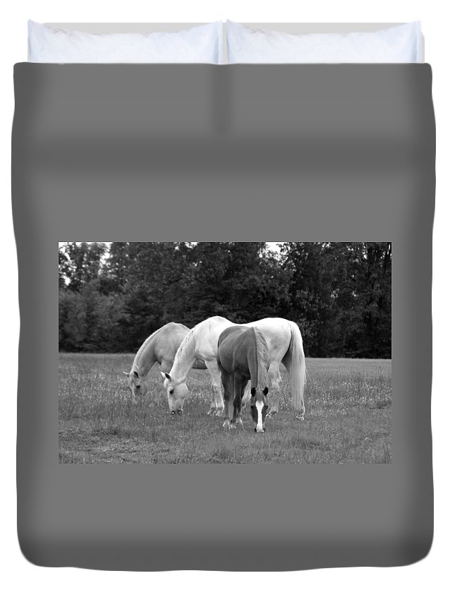 Life Duvet Cover featuring the photograph Loving Life by Tina Meador