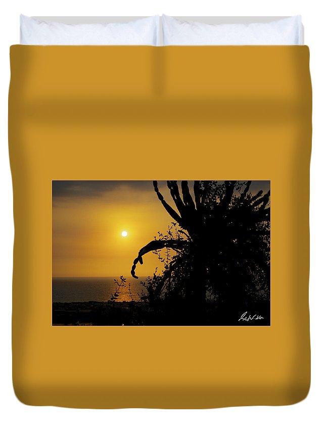 Angola Duvet Cover featuring the photograph Luanda by Fabio Seda