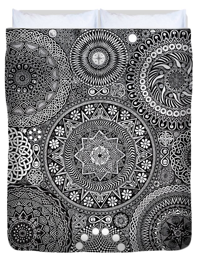 Mandala Duvet Covers