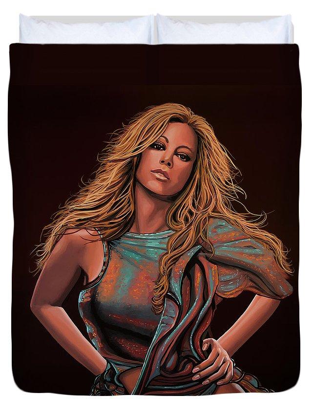 Mariah Carey Duvet Covers