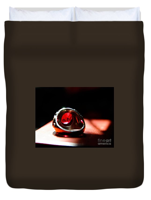Clay Duvet Cover featuring the photograph Memories by Clayton Bruster