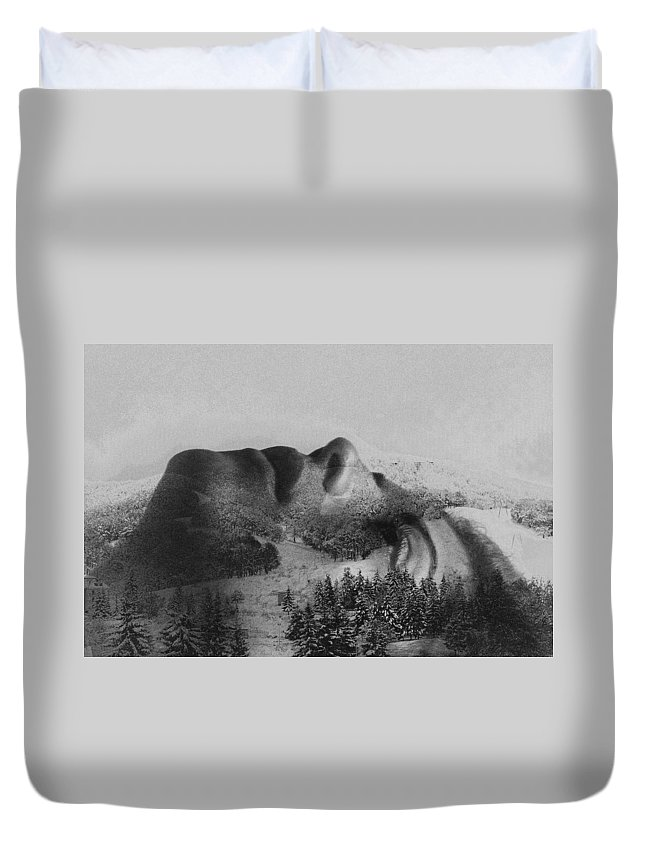 Nature Duvet Cover featuring the photograph Metamorphosis by Sumyko Photography