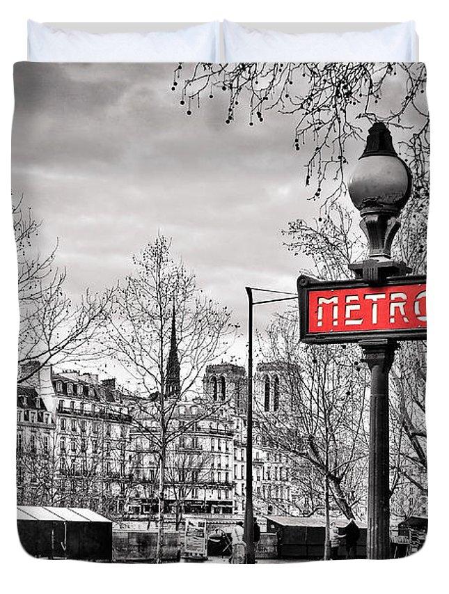 Parisian Duvet Covers