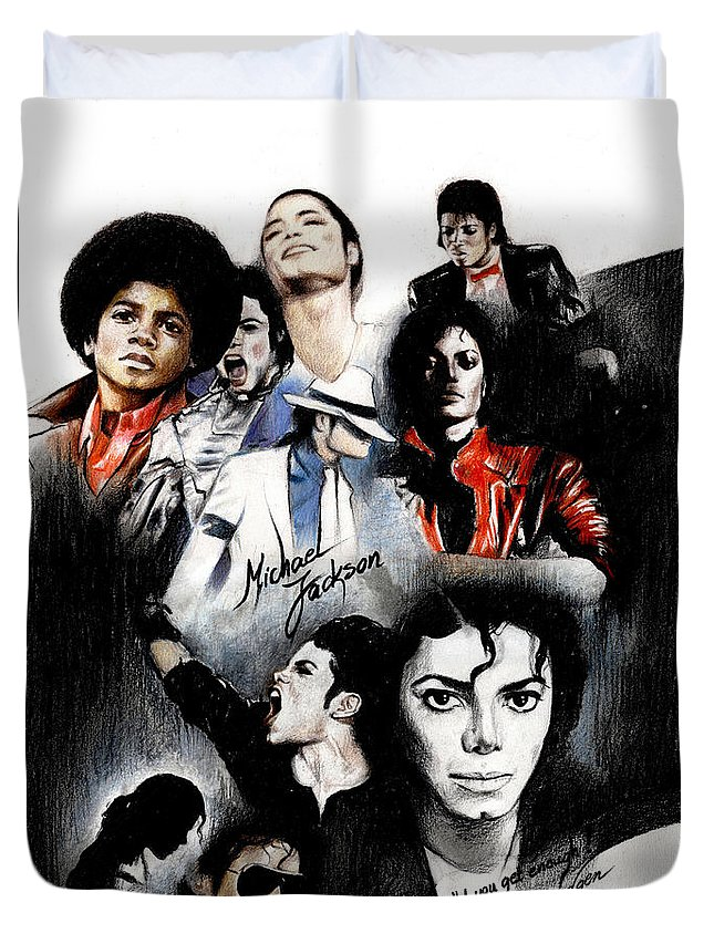 Michael Jackson Duvet Covers