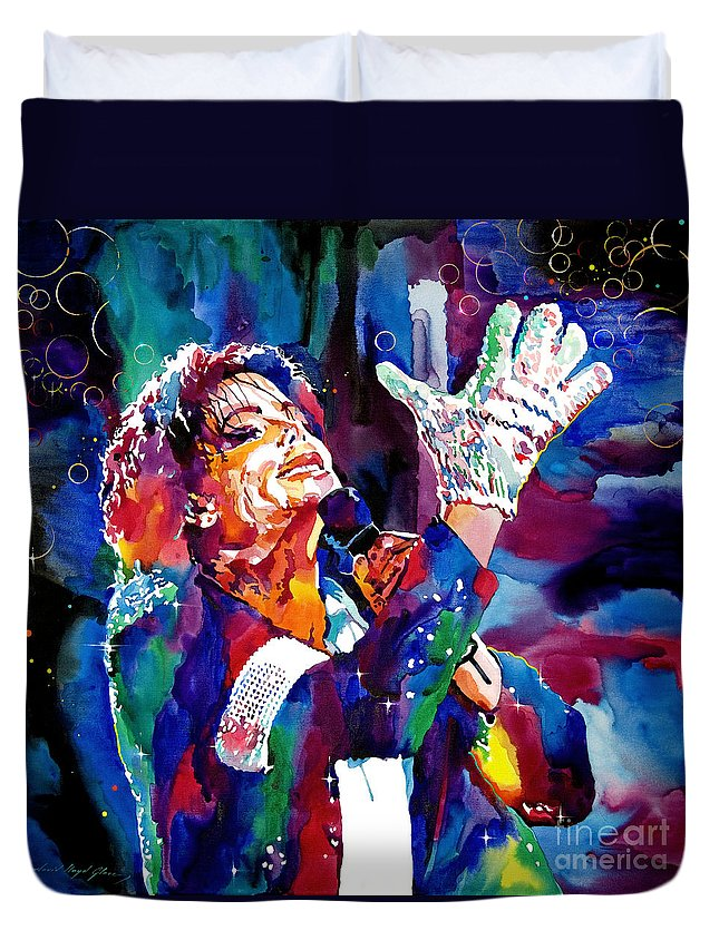 Michael Jackson Duvet Covers