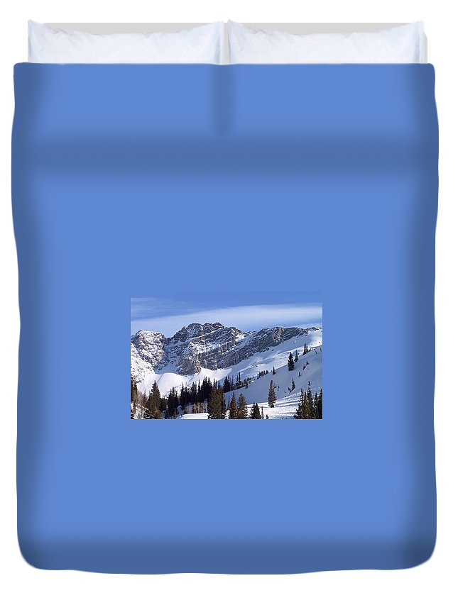 Park City Utah Duvet Covers