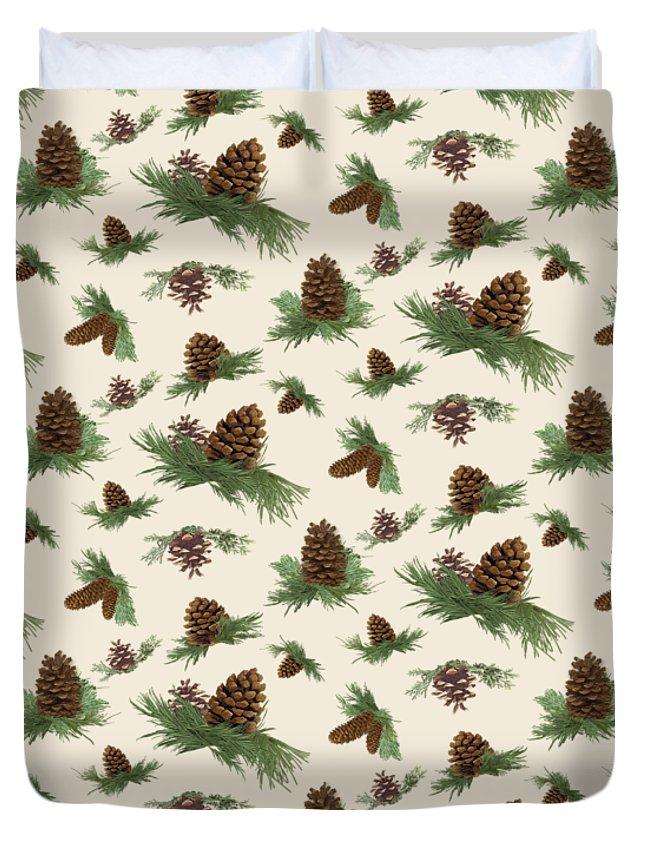 Pine Duvet Covers