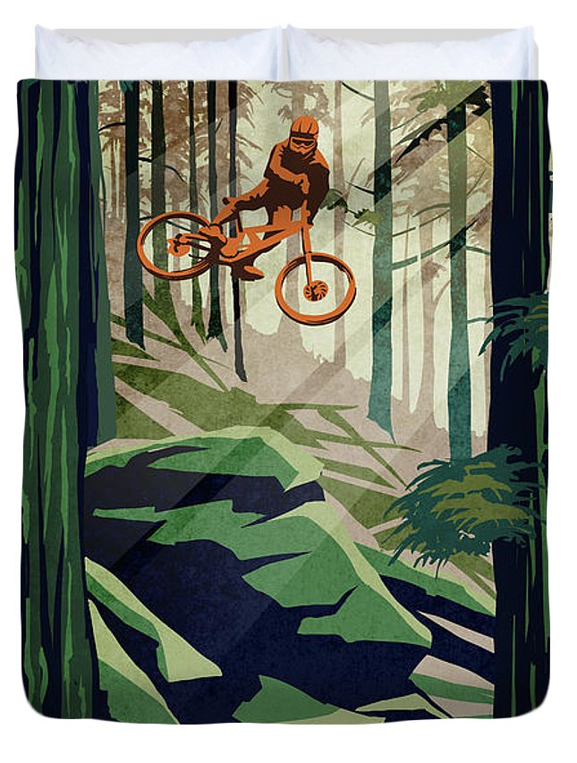 Cycle Duvet Covers