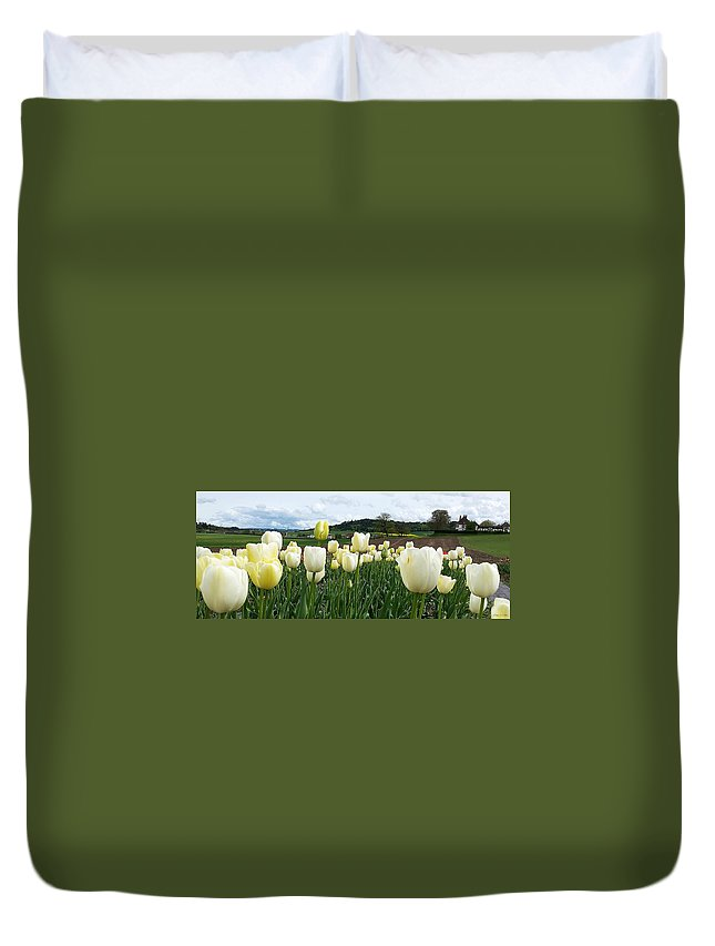 Tica Duvet Cover featuring the photograph Near From You by Felicia Tica