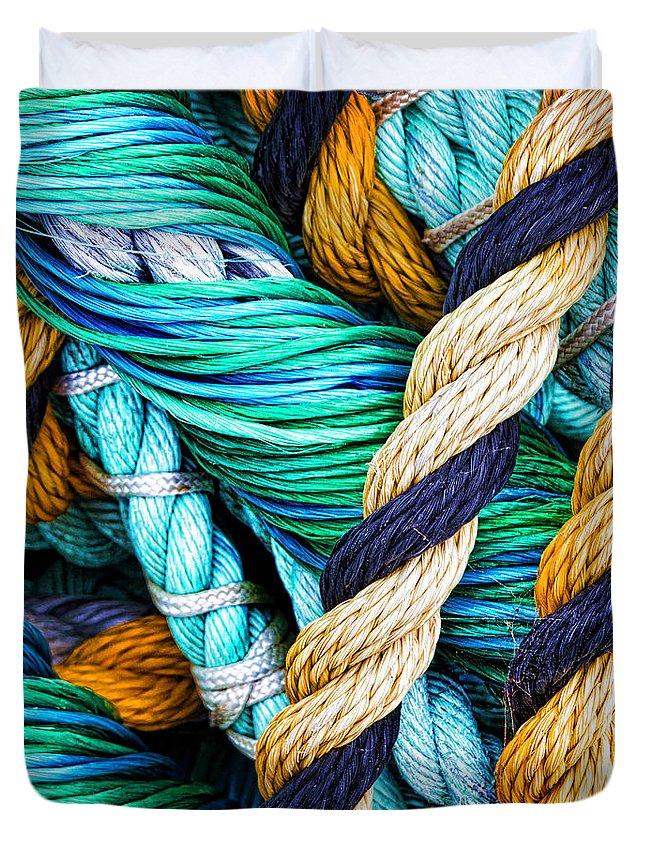 Rope Duvet Covers
