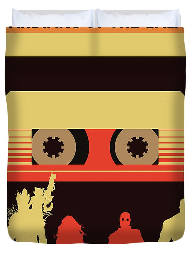 Guardians Of The Galaxy Duvet Covers