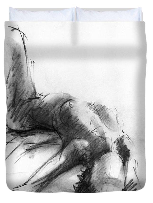 Art Nude Duvet Covers