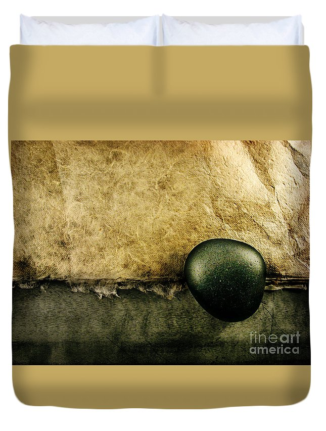 Dipasquale Duvet Cover featuring the photograph Obligatory by Dana DiPasquale