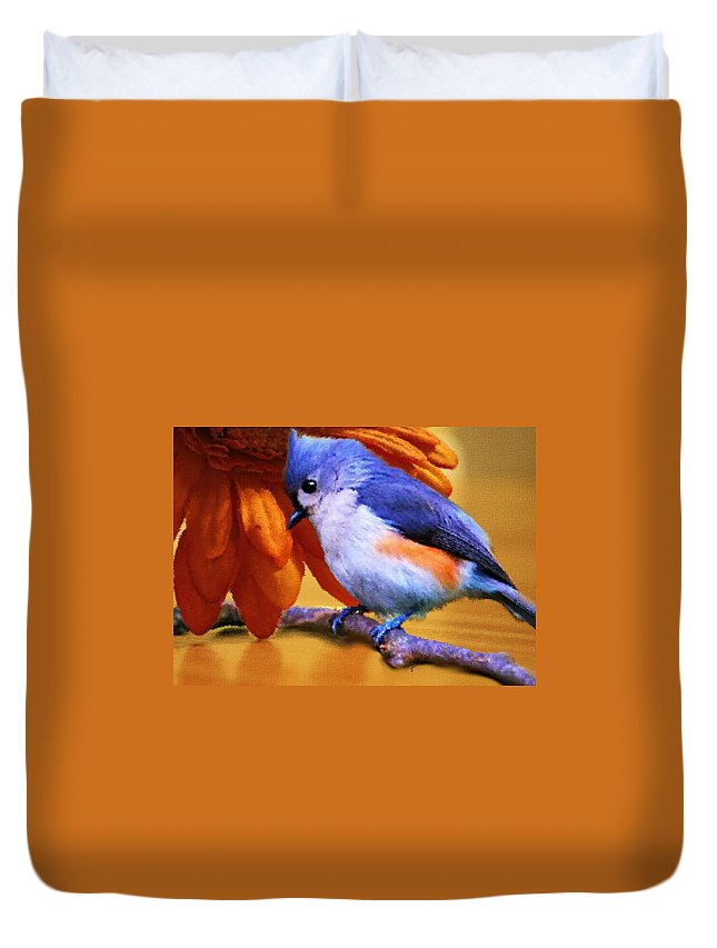 Titmouse Duvet Covers