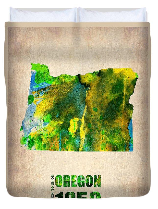 Oregon State Duvet Covers
